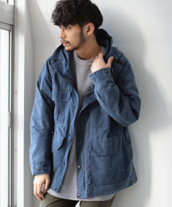 THE NORTH FACE PURPLE LABEL × BEAMS / 別注 Indigo Mountain Parka