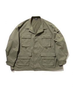 【予約】Abu Garcia × BEAMS / 別注 BDU Jacket
