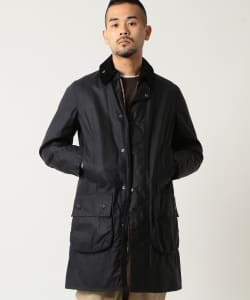 Barbour×BEAMS PLUS別注 / Border Jacket