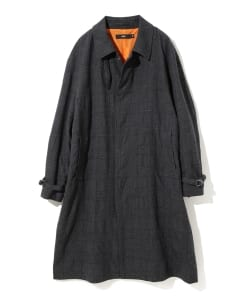 【予約】VAPORIZE / Wool Check Coat