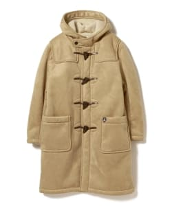 ORCIVAL / Fake Mouton Duffle Coat