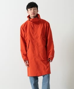 【Begin3月号掲載】Marmot × BEAMS / 別注 GORE-TEX(R) Shower Modscoat 2