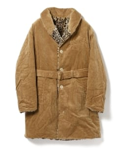 ENGINEERED GARMENTS / Shawl Collar Reversible Coat Corduroy