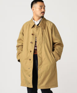 ENGINEERED GARMENTS × BEAMS PLUS / 別注 BALMIZON COAT 2