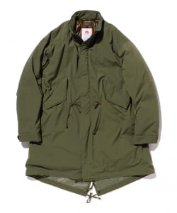BEAMS PLUS / 男裝 M-65 軍風 大衣