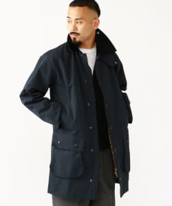 Barbour × BEAMS PLUS / 別注 BORDER 2レイヤー