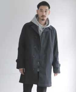 THE NORTH FACE PURPLE LABEL × BEAMS / 別注 ステンカラーコート 20FW