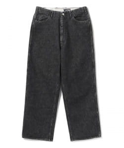 WEST OVERALLS / 803 Wide Denim