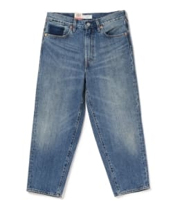 LEVI'S / Altered Cropped Wide Denim Pants