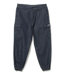 DESCENDANT / Cargo Denim Trouser Pant