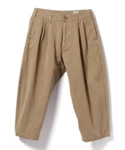 GOLD / Weapon Wide 2tuck Pants