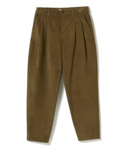 A KIND OF GUISE / Pleated Wide Trouser