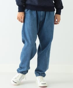 【6/14~新規値下げ】Lee × BEAMS / 別注 Baggy Easy Denim Pants