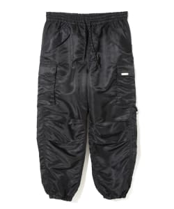 【予約】VAPORIZE / Nylon 6Pocket Easy Pants