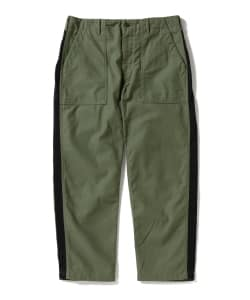 ENGINEERED GARMENTS × BEAMS PLUS / 別注 DINER FATIGUE PANT BACK SATIN