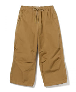 GOLD / Cotton Weather Over Pants