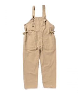 ENGINEERED GARMENTS / OVERALLS COTTON RIPSTOP