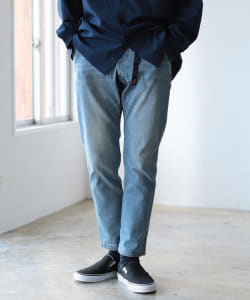 GRAMICCI × BEAMS / 別注 Sheltech(R) Denim Pants