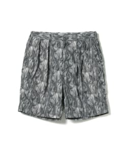 SSZ / Pop Journey 2Pleats Shorts