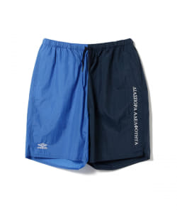 UMBRO × Diaspora skateboards × BEAMS T / SHORTS