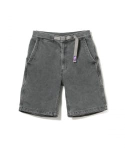 THE NORTH FACE PURPLE LABEL / Denim Field Shorts