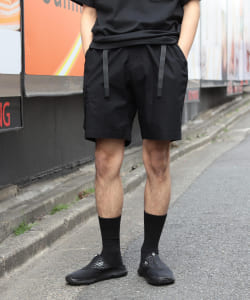 GRAMICCI × BEAMS / 別注 Stretch Cargo Shorts