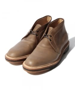 "ALDEN × BEAMS PLUS / 別注 ""2 Eyelet Chukka Boots"""
