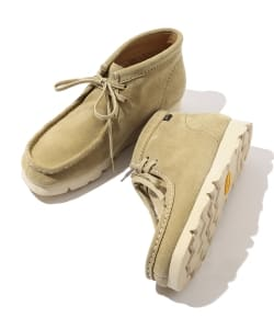 【予約】Clarks × BEAMS / 別注 Wallabee Boot GORE-TEX(R)