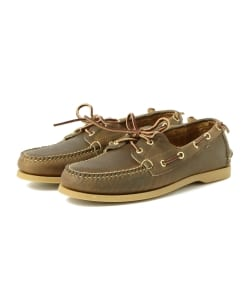 RANCOURT&Co.×BEAMS PLUS / 別注 2EYE BOAT MOCCASINS BEAMS PLUS 20th Anniversary