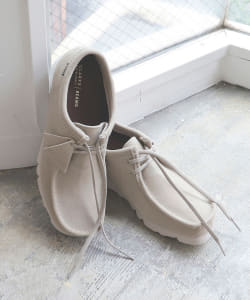 Clarks × BEAMS / 別注 Wallabee GORE-TEX(R)