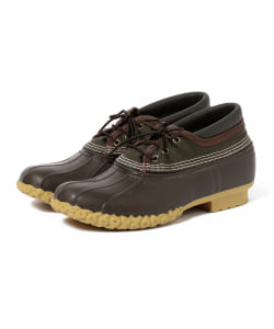L.L.Bean × BEAMS / 別注 Canvas Gum Shoes