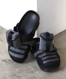 "【予約】crocs × BEAMS / 別注 Classic All Terrain Clog ""MILITARY"""