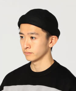 GRILLO / Wool Roll Cap