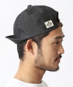 Mighty Shine×BEAMS / 別注 Bridge Cap