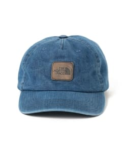 THE NORTH FACE PURPLE LABEL / Broken Twill Denim Field Cap