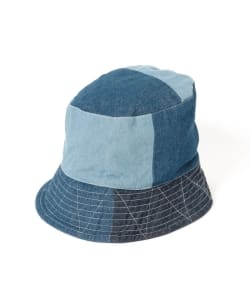 ENGINEERED GARMENTS / Bucket Hat Washed 8oz Denim