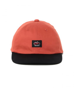 CHARI&CO / CYCLE SCRIPT POLO CAP
