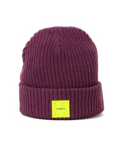 CHARI&CO / SAFETY SQUARE WATCH CAP