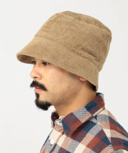 ENGINEERED GARMENTS / BUCKET HAT Corduroy