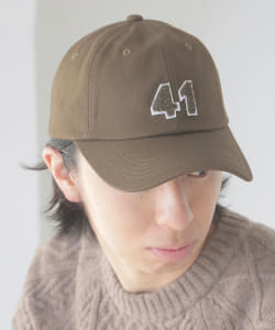 FORONE / 41 6PANEL CAP