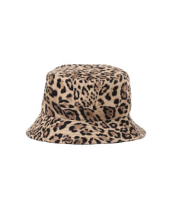 GRILLO × BEAMS / 別注 Leopard Bucket Hat