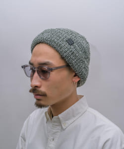 FORONE / Heather Short Watch Cap
