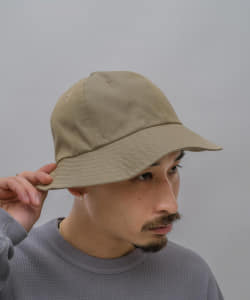 FORONE / Gabardine School Hat