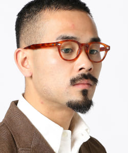 MOSCOT × BEAMS PLUS / 別注 LEMTOSH TORTOISE