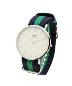 DANIEL WELLINGTON / Classic Silver 40mm▲