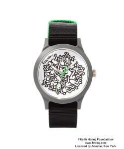 BEAMS / KEITH HARING ウォッチ