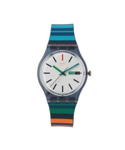 Swatch / GENT COLOR CROSSING ウォッチ