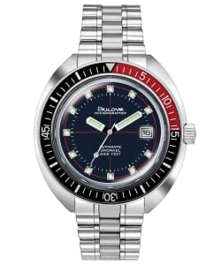 【予約】BULOVA / Archive Series Oceanographer