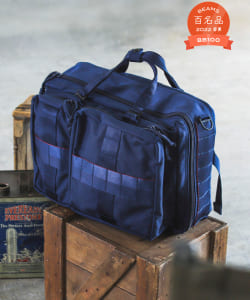 "BRIEFING × BEAMS PLUS / 別注  ""3WAY BAG""NAVY"