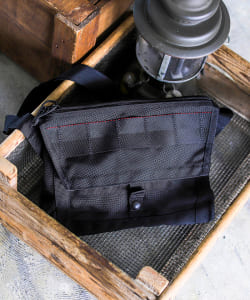 "BRIEFING × BEAMS PLUS / 別注 ""Fleet Messenger Bag"""